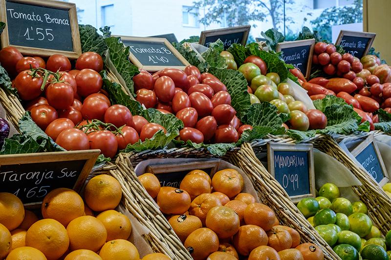 fruta verdura mercagirona